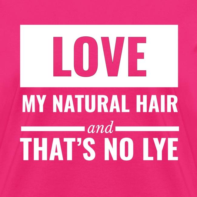 Love My Natural Hair