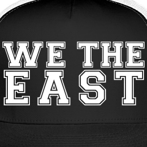 We The East Caps - Trucker Cap