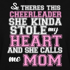 Cheerleader Mom - Women's Hoodie