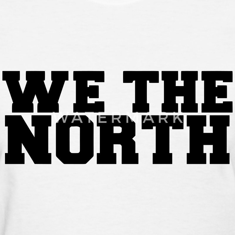 We The North - Women's T-Shirt