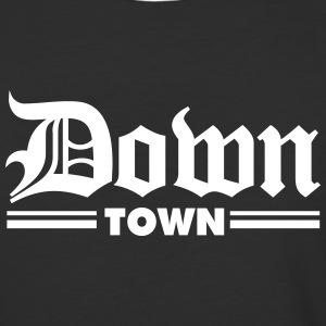 Down Town T-Shirts - Baseball T-Shirt