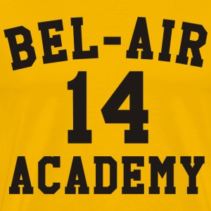 Will Smith – Bel-Air Academy - Men's Premium T-Shirt