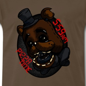 Five Night's at Freddy's Fan Shirt - Men's Premium T-Shirt