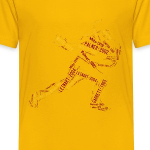 All Time SoCal Heisman Greats Trojan Kid's Premium - Kids' Premium T-Shirt
