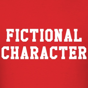 Fictional Character - Men's T-Shirt