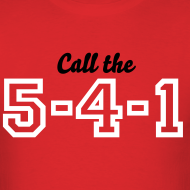 Design ~ Call The 5-4-1