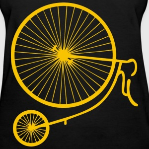 VINTAGE HI WHEEL BIKE WOMEN T-SHIRT - Women's T-Shirt