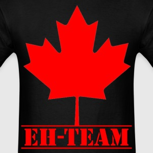Canada EH-TEAM (1) - Men's T-Shirt