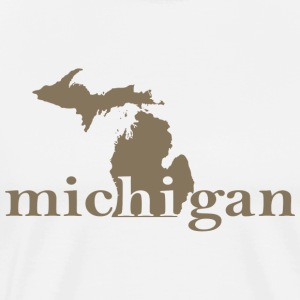 Michigan - Battle Creek - Men's Premium T-Shirt