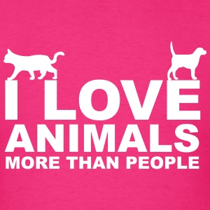 Animals T-Shirts - Men's T-Shirt
