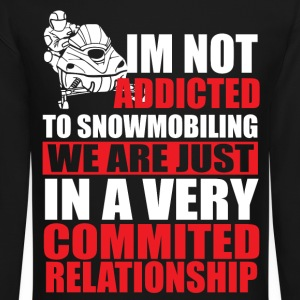 Commited Relationship Long Sleeve Shirts - Crewneck Sweatshirt