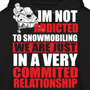 Commited Relationship Hoodies - Men's Hoodie