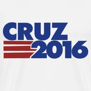 Ted Cruz 2016 - Men's Premium T-Shirt