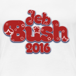 Jeb Bush 2016 - Women's Premium T-Shirt
