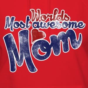 Worlds Best MOM - Women's Hoodie
