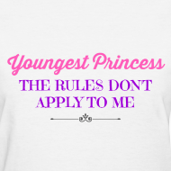 Design ~ NEW- Youngest Princess