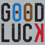 Design ~ Good Luck Unisex Tri-Blend