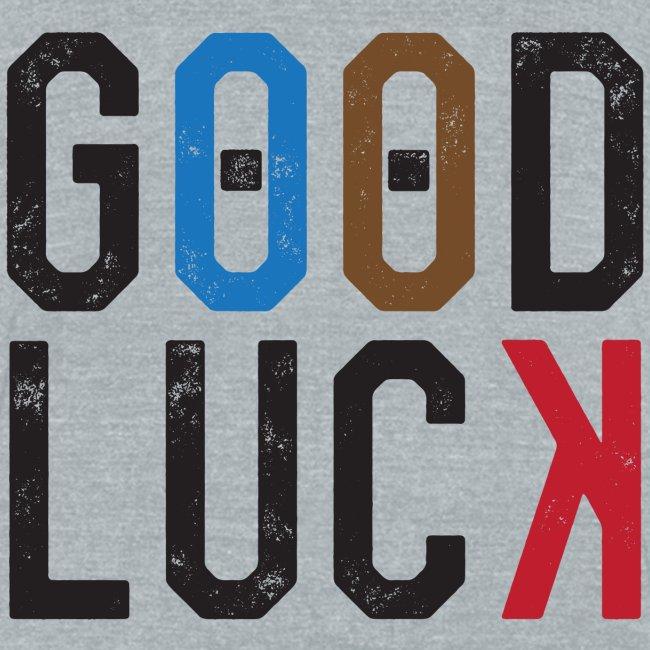 Good Luck Unisex Tri-Blend