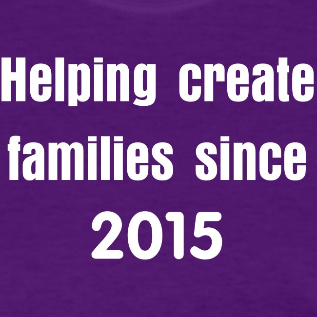 Helping Create Families