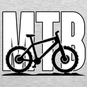 MTB, Mountain Bike Tank Tops - Men's Premium Tank
