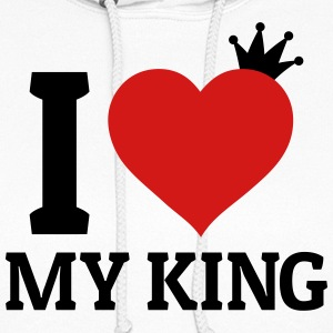 I love my King Hoodies - Women's Hoodie