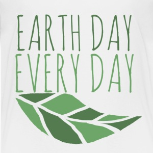 Earth Day Every Day - Kids' Premium T-Shirt