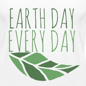 Earth Day Every Day - Women's Premium Tank Top