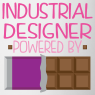 Design ~ Industrial Designer Womens Mug (Funny Chocolate)