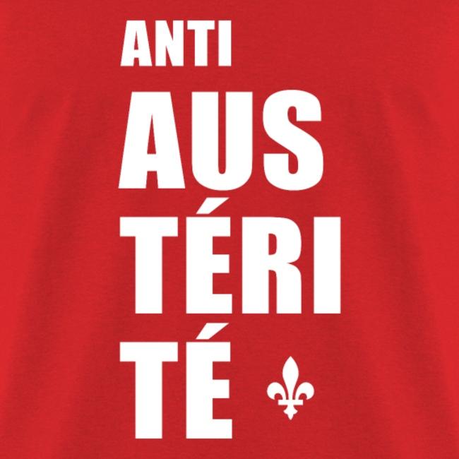 Anti AUSTÉRITÉ