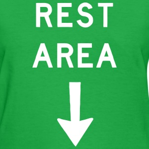 Rest Area South - Women's T-Shirt
