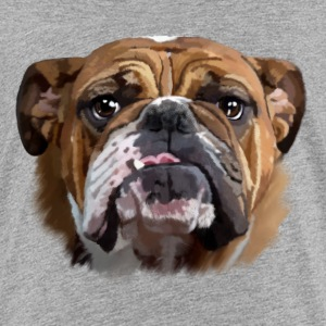 bulldog Baby & Toddler Shirts - Toddler Premium T-Shirt