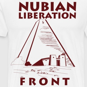 Nubian Liberation Front - Men's Premium T-Shirt