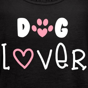 Dog Lover Tanks - Women's Flowy Tank Top by Bella