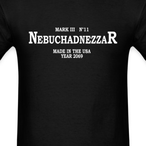 Nebuchadnezzar – Matrix - Men's T-Shirt