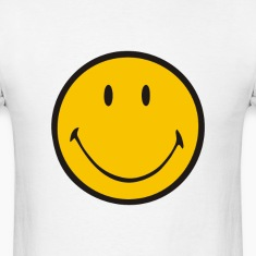 Yellow smiley – Luke Hemmings