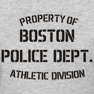 Rizzoli & Isles – Property Of Boston Police Dept - Women's T-Shirt