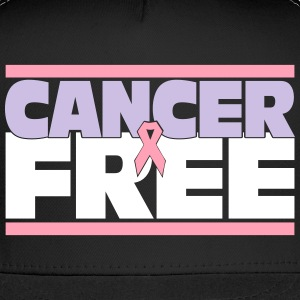 Cancer Free Vector Design - Trucker Cap