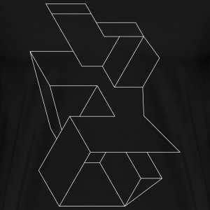 Shapes - Men's Premium T-Shirt
