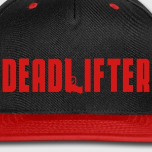 DEADLIFTERHAT Caps - Snap-back Baseball Cap
