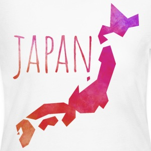 japan Long Sleeve Shirts - Women's Long Sleeve Jersey T-Shirt