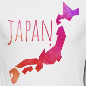 japan Long Sleeve Shirts - Men's Long Sleeve T-Shirt by Next Level