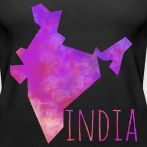 india Tanks - Women's Premium Tank Top