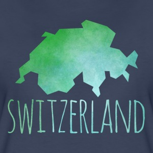 switzerland Women's T-Shirts - Women's Premium T-Shirt