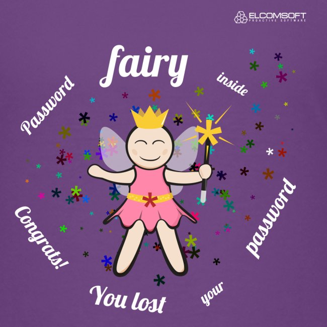 Password Fairy Inside white text
