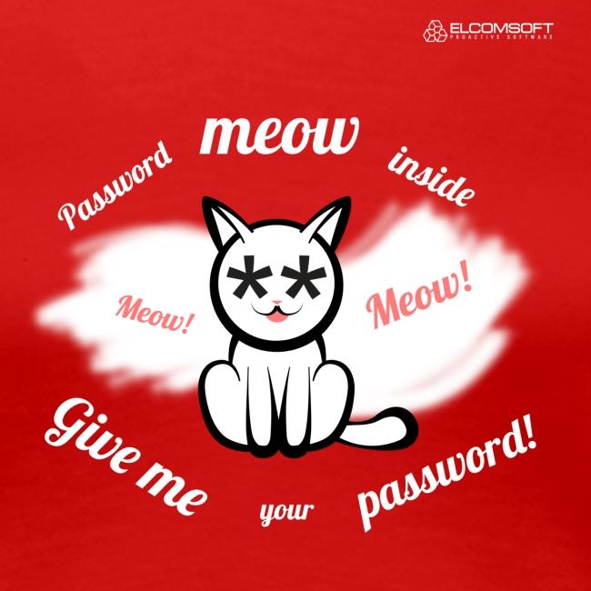 Password Meow Inside