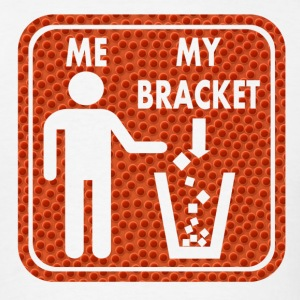 Basketball Bracket Busted - Men's T-Shirt