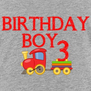 Boys 3rd Birthday Shirts - Kids' Premium T-Shirt