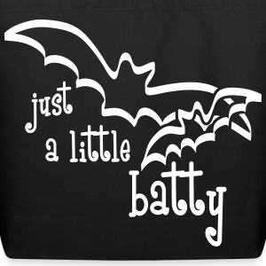 Just A Little Batty Bags & backpacks - Eco-Friendly Cotton Tote