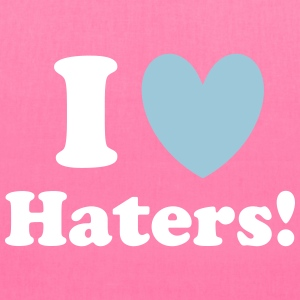 Haters Bags & backpacks - Tote Bag