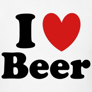 Beer T-shirts - T-shirt pour hommes